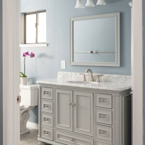 Maximizing Budget and Style in a Lancaster Guest Suite Bathroom